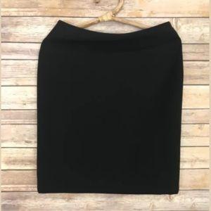 Michael Kors Black mini Pencil Skirt 2